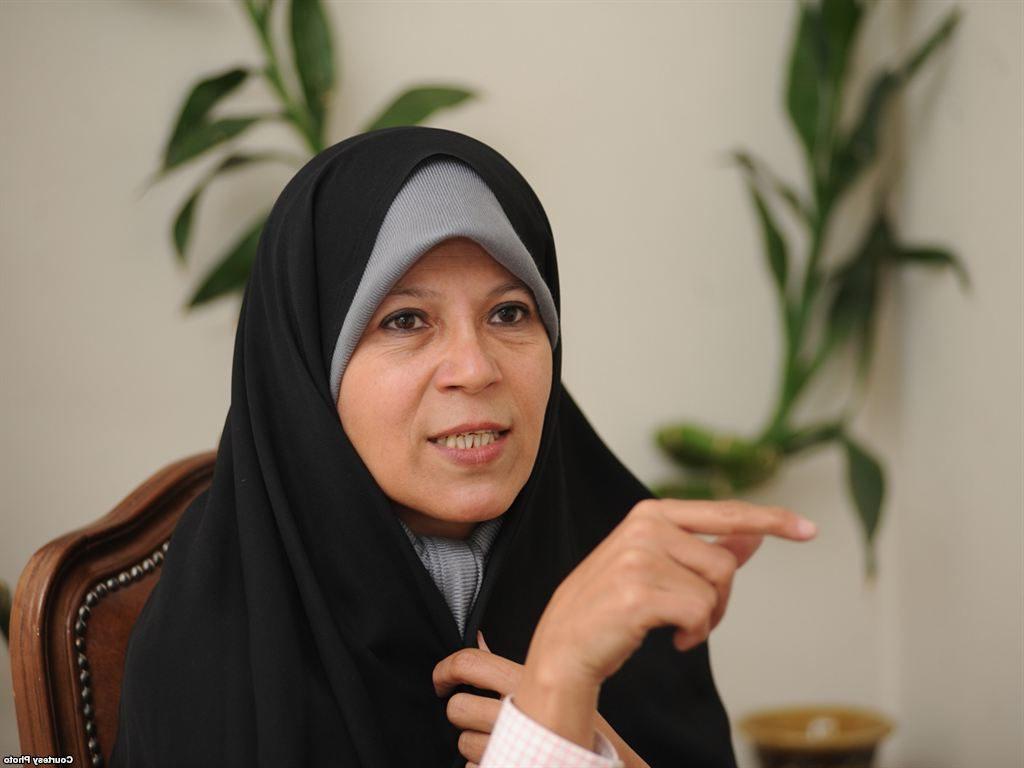 فائزه هاشمی: سهمخواهی زنان از کابینه اشکالی ندارد