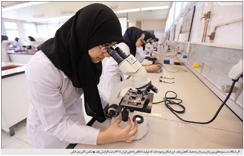 زنان تحصیلکرده، موتور رشد اقتصاد ایران