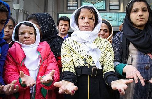 درمان نتیجه بخش،  خواسته اصلی دختران شینآبادی